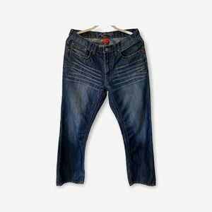 Request Jeans Mens Size 32X30 Straight Blue Jeans